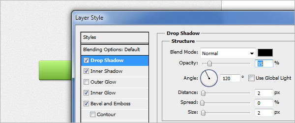 How to Create Realistic Buttons in Photoshop – DevGrow com